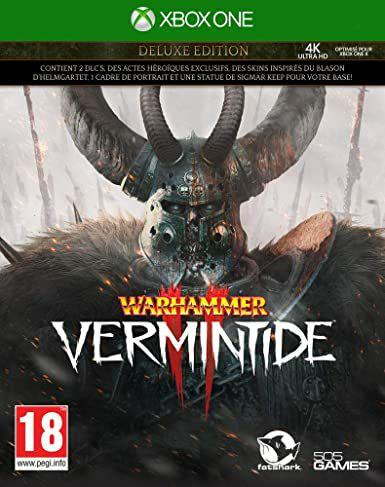 Warhammer Vermintide 2 Deluxe (Xbox One)