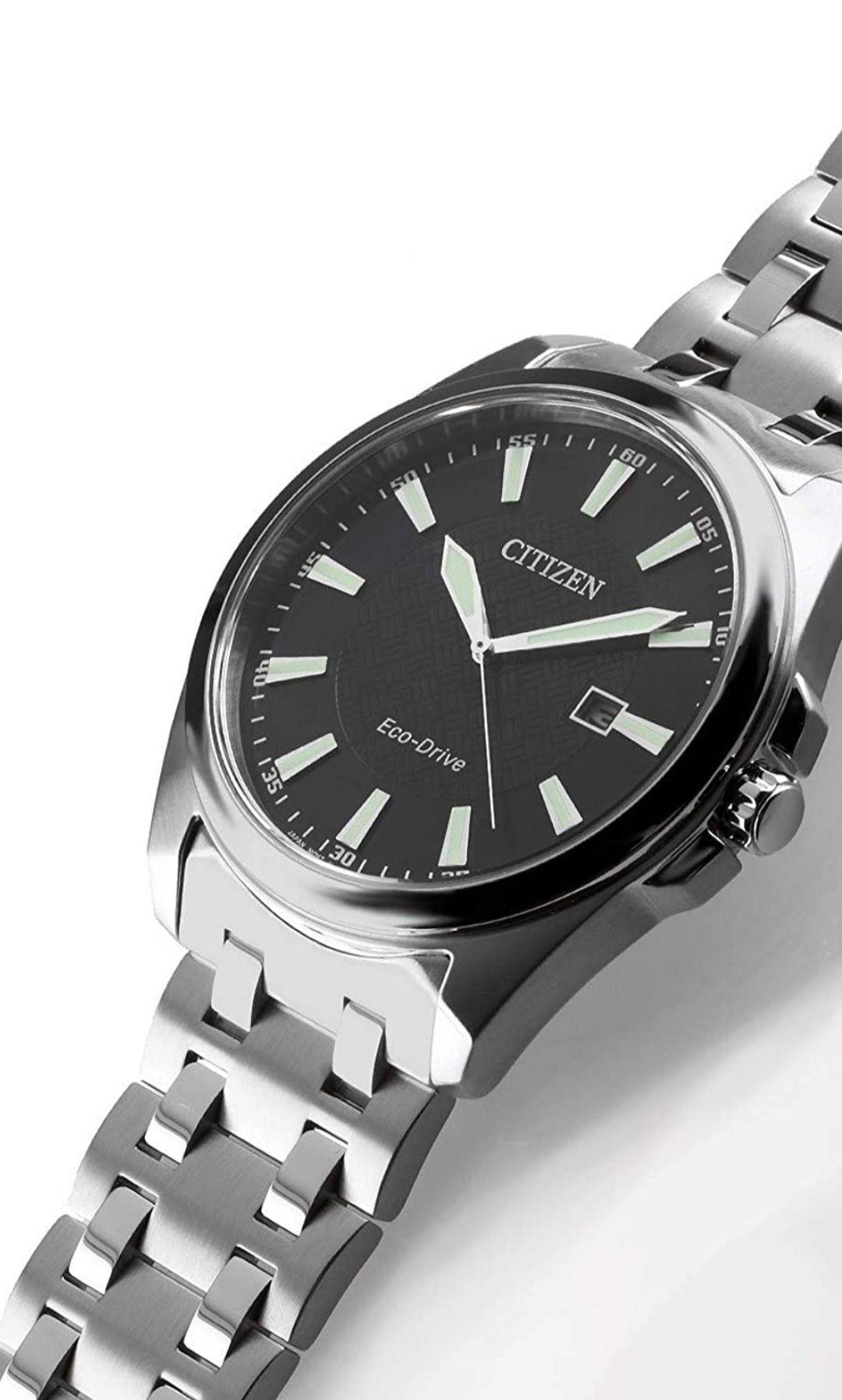 Citizen Eco-Drive BM7108-81E (cristal zafiro). Envio incluido.