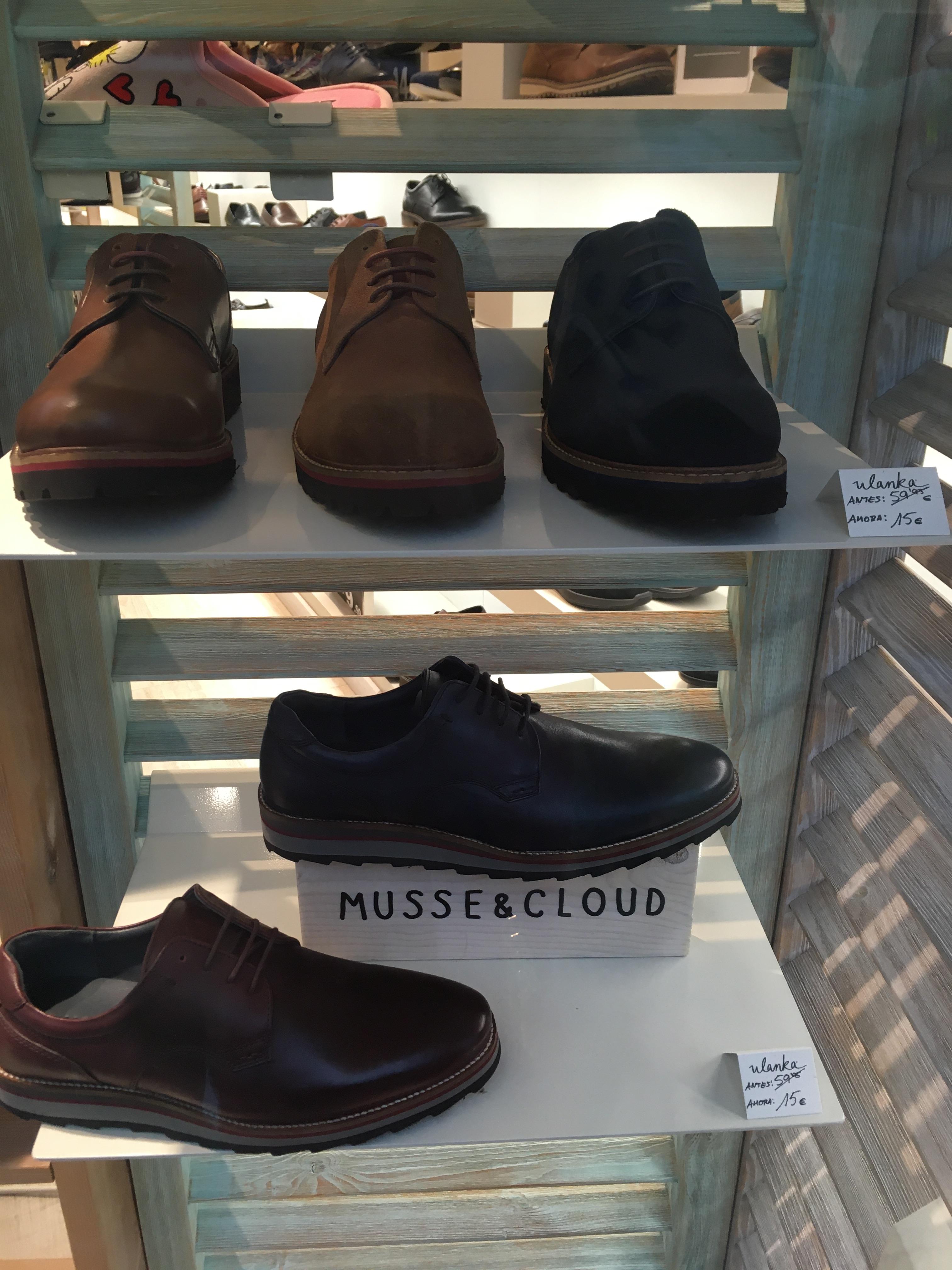 Zapatos Musse & Cloud (Asturias)