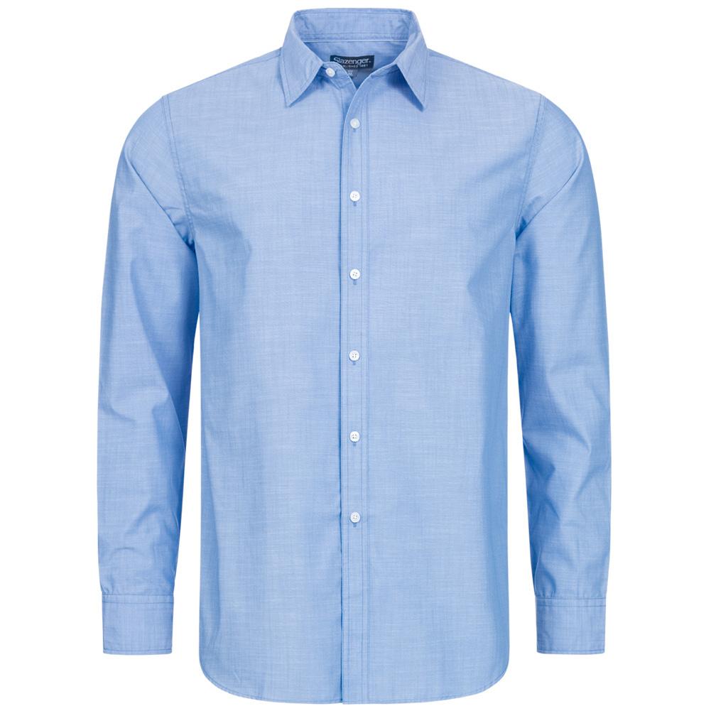 Camisa Lucky de Hombre Denim