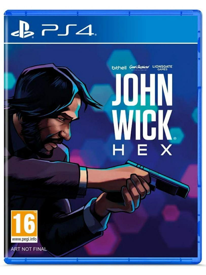 Jonh Wick Hex (PS4)
