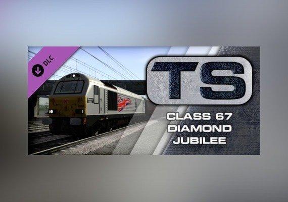 Train Simulator 2021 - Class 67 Diamond Jubilee (DLC) Steam