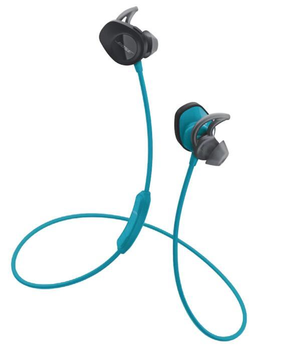 Auriculares deportivos de botón Bose SoundSport Wireless con Bluetooth y NFC