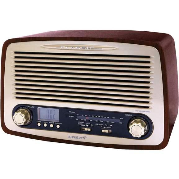 Radio retro Sunstech