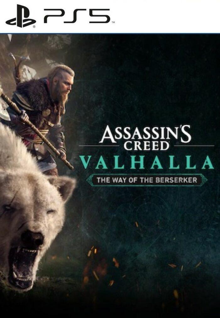 Assassin's Creed Valhalla - The Way of the Berserker (DLC) (PS5) PSN Key EUROPE