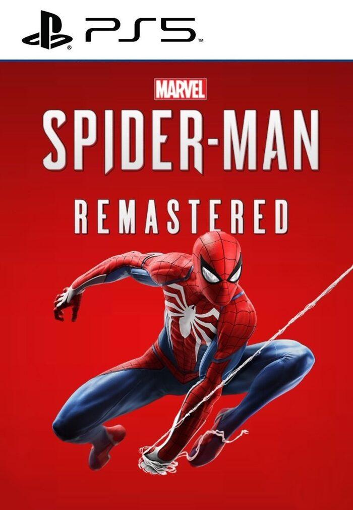 Marvel's Spider-Man Remastered (PS5) PSN Key EUROPE