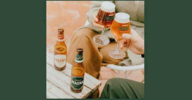 Prueba gratis cerveza Magna o Magna 0,0 Roja