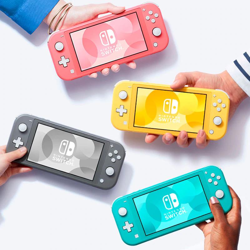 Consola Nintendo Switch Lite desde España