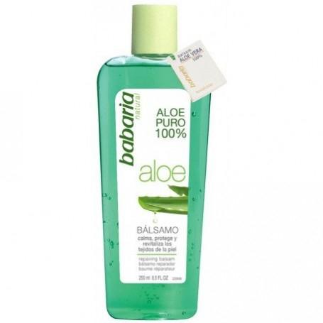 Gel de Aloe Vera 100% natural de Babaria