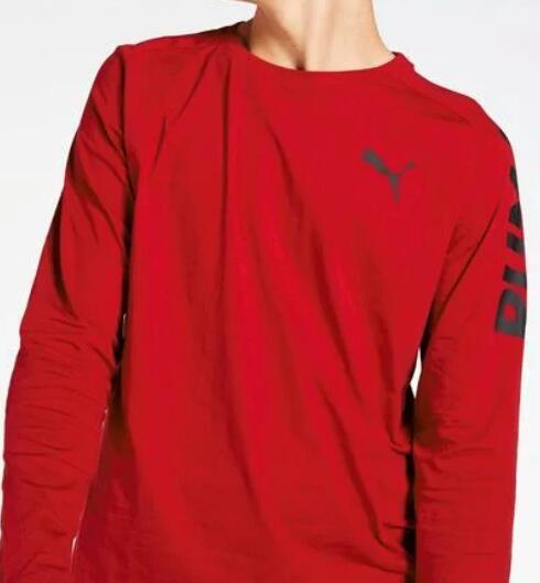 Camiseta de manga larga Puma