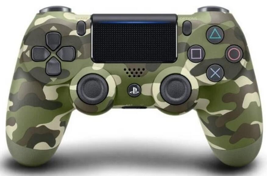 Mando inalámbrico PS4 DualShock 4 Camuflaje