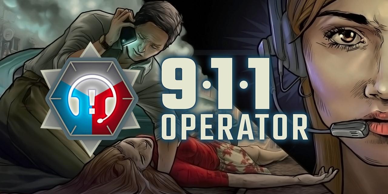 911 Operator - Nintendo Switch (eshop de Rusia)