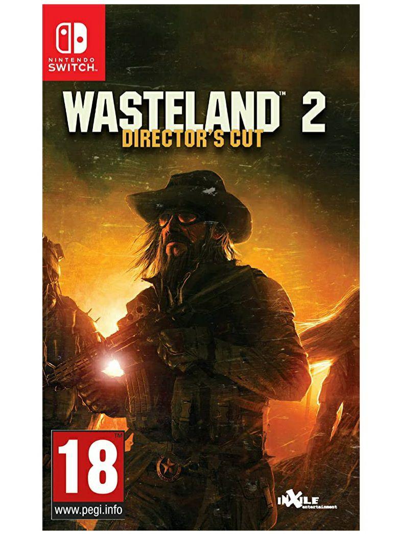 Wasteland 2 (Switch)