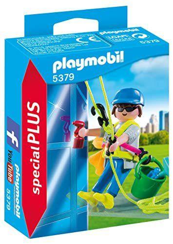 PLAYMOBIL Especiales Plus Limpiador de ventanas