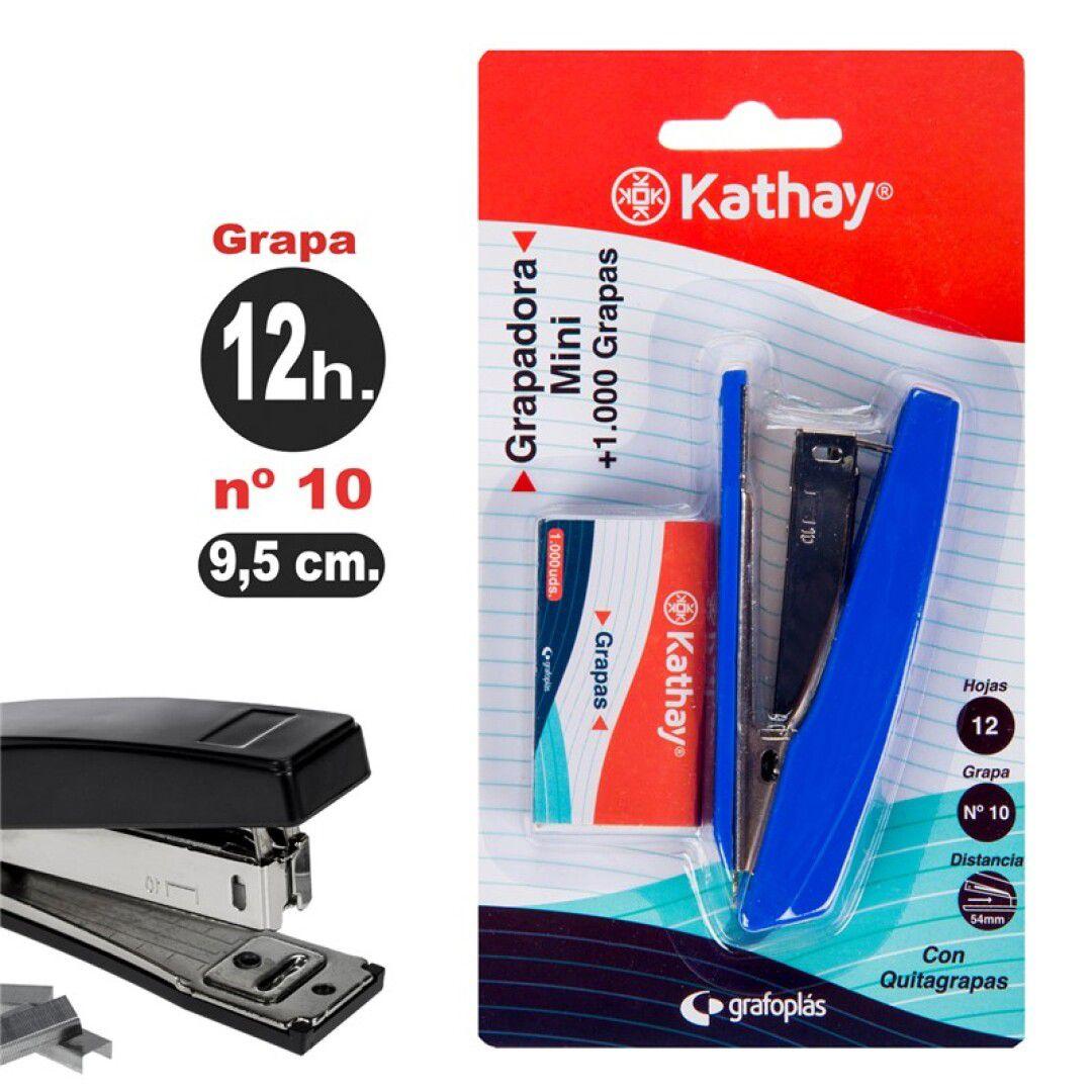 Mini Grapadora + 1000 grapas y otros artículos en la descripción