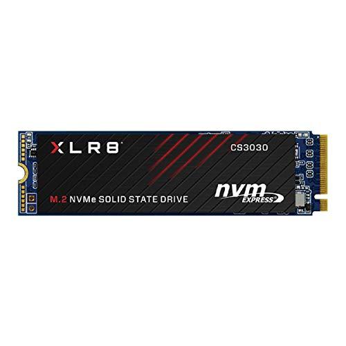 SSD NVMe 500 GB PNY XLR8 | 3500 MB/s por 73,49 € (Vendido y gestionado por Amazon, revisar lista vendedores)