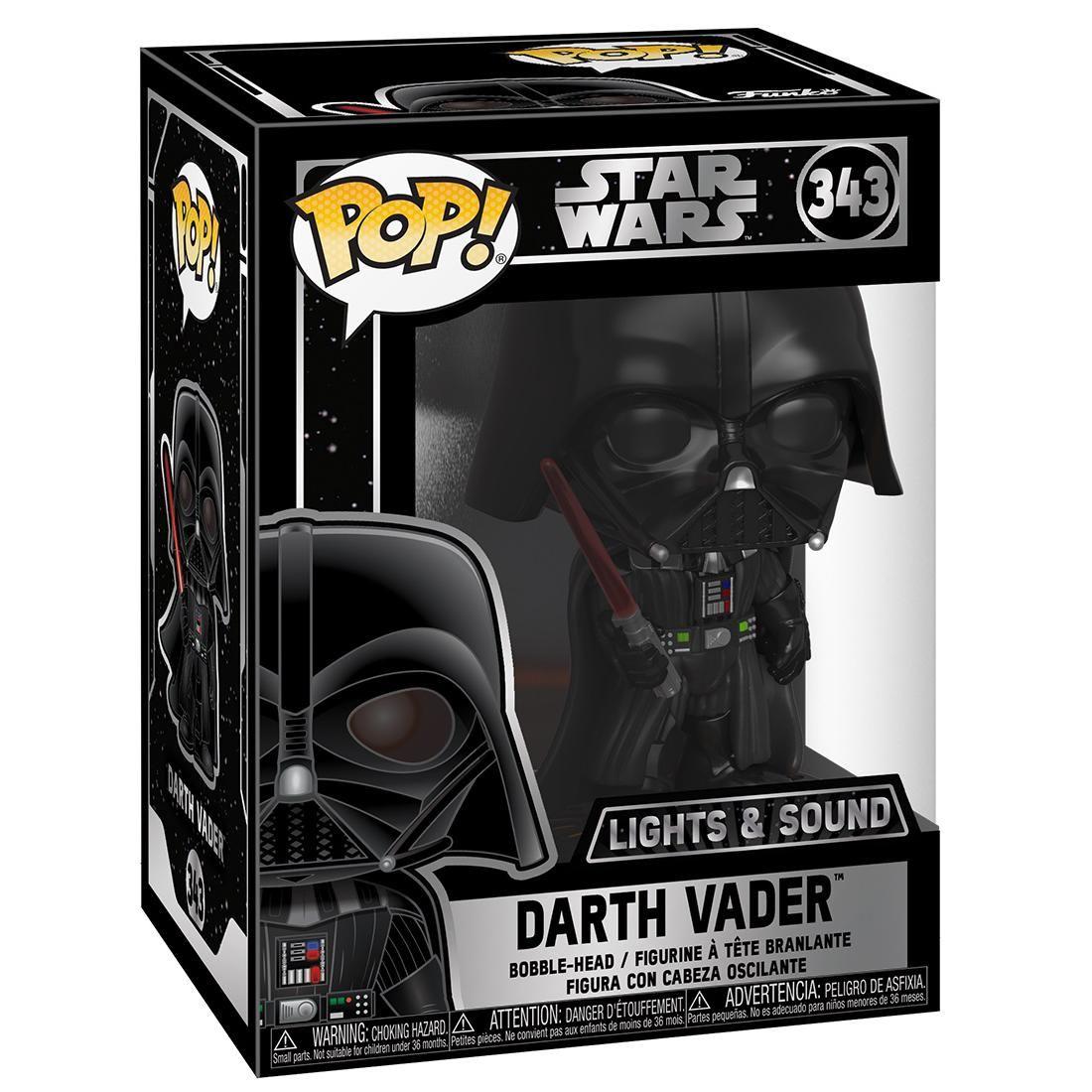 Funko pop! Darth Vader 343