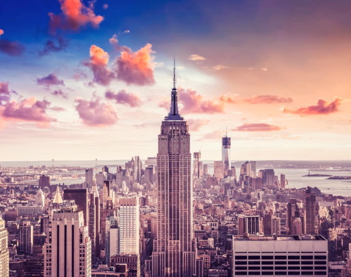 Madrid - Nueva York Vuelos ida y vuelta para 7 días por 100€