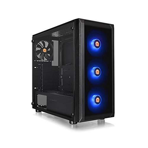 Caja ordenador sobremesa Thermaltake Versa J23 TG RGB