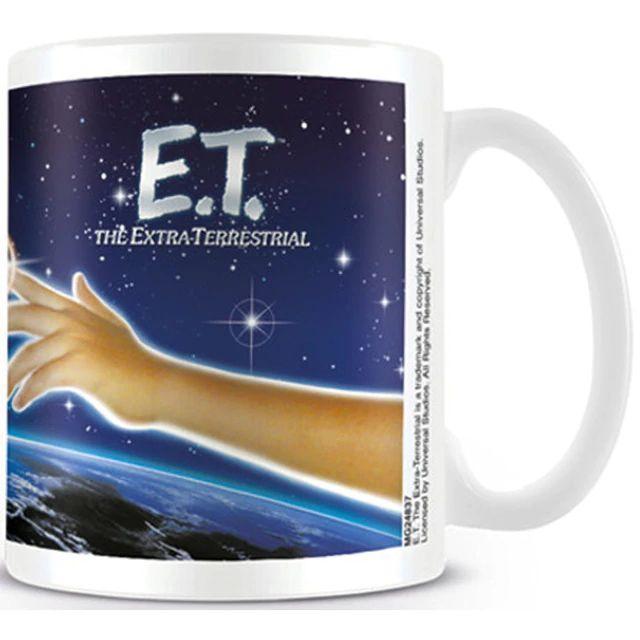 Taza ET El Extraterrestre Magic Touch
