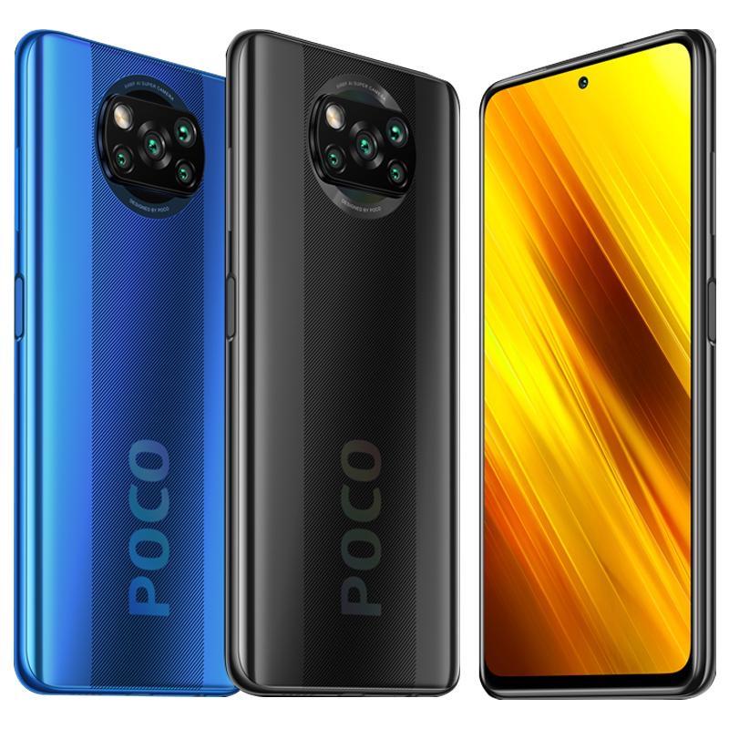 Xiaomi Poco X3 6/64Gb desde Alemania por 146€