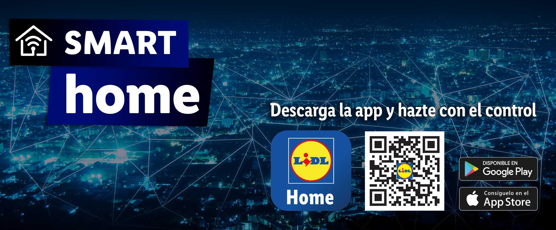 Smart Home de Lidl con 20%+ de descuento