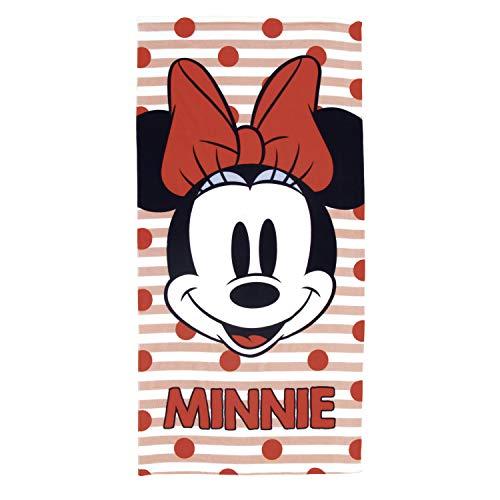 Toalla de Microfibra de 70x140cm de Disney-Minnie