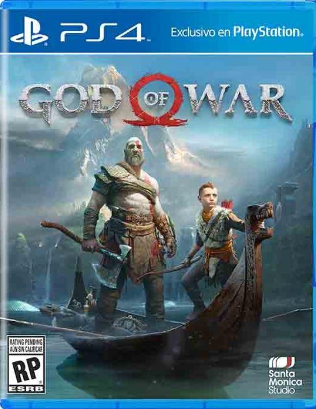 God Of War 4 (OEM) PS4 Juego Fisico
