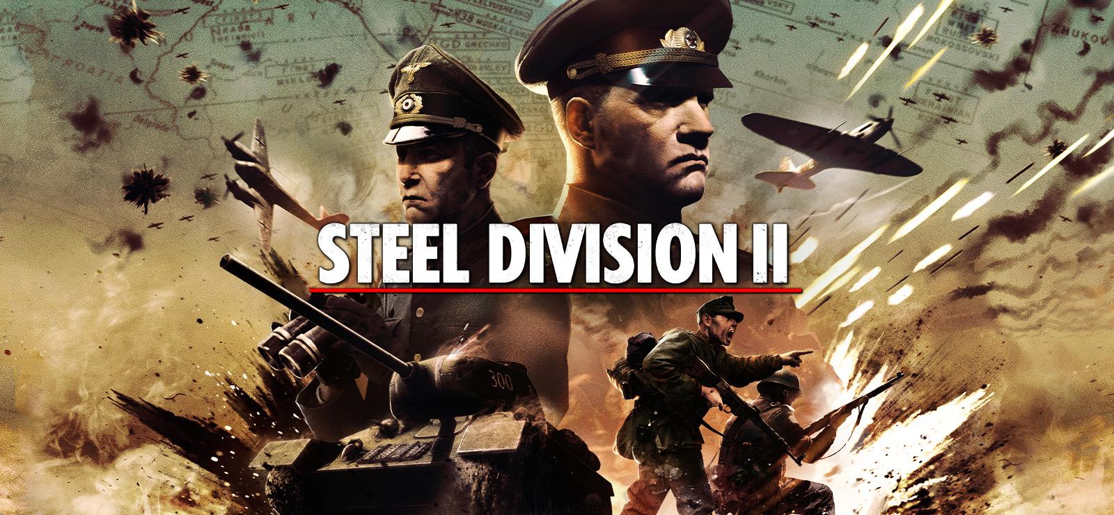 Steel división 2 PC
