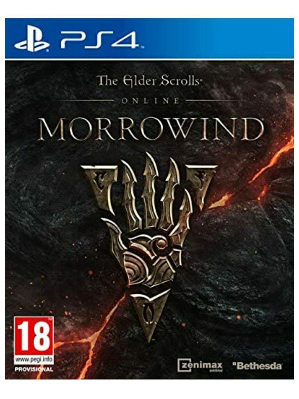The Elder Scrolls Morrowind (PS4)