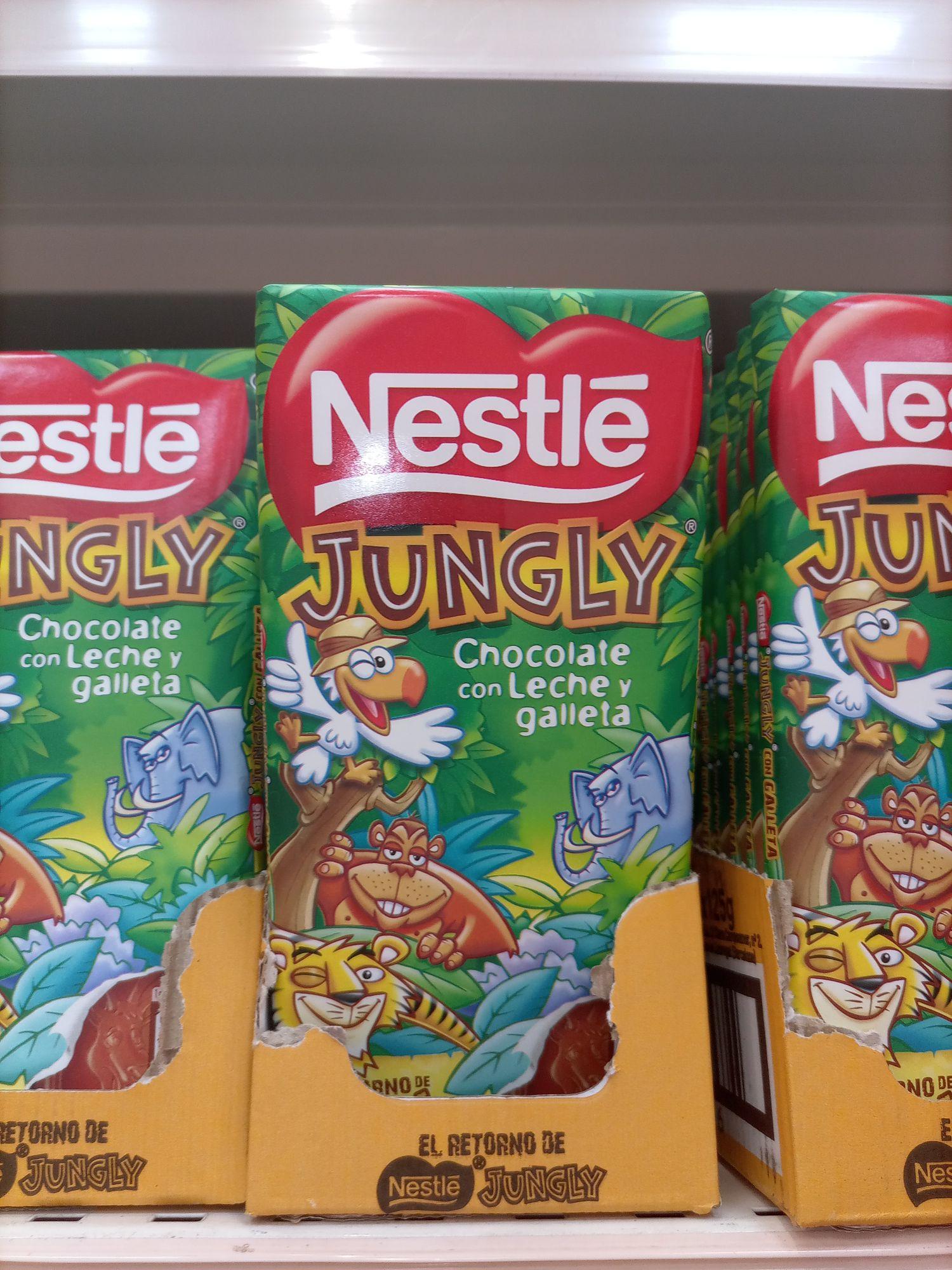 Nestlé Jungly Alcampo Bonaire (Valencia)