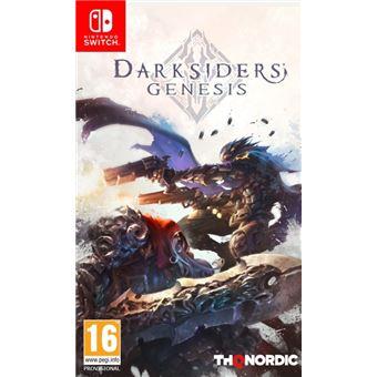 Darksiders génesis. Nintendo switch. LEER DESCRIPCIÓN
