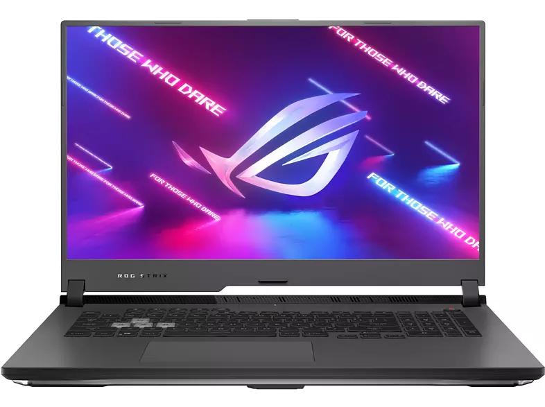 "Portátil gaming - Asus ROG G713QM-HG033T, 17.3"", AMD Ryzen™ 9 5900HX, 16 GB RAM, 1 TB SSD, RTX 3060"