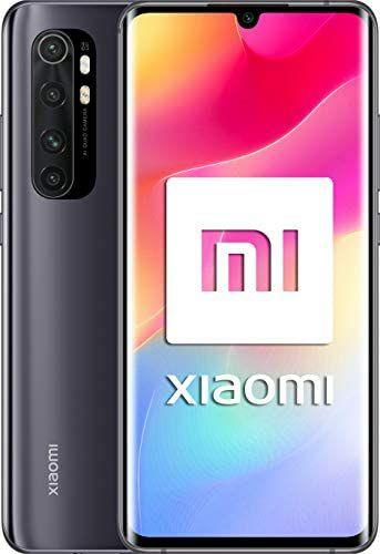 """Xiaomi Mi Note 10 Lite (Pantalla FHD+ 6.47"""", 6GB + 64GB; Cámara 64MP, SD730G 5260mAh carga rápida 30W)Negro [Versión ES]"""