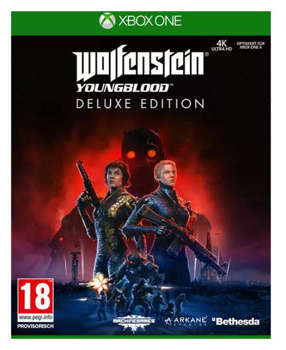 XBOX ONE Y PC: Wolfenstein Youngblood Deluxe Edition por tan sólo 9,99€