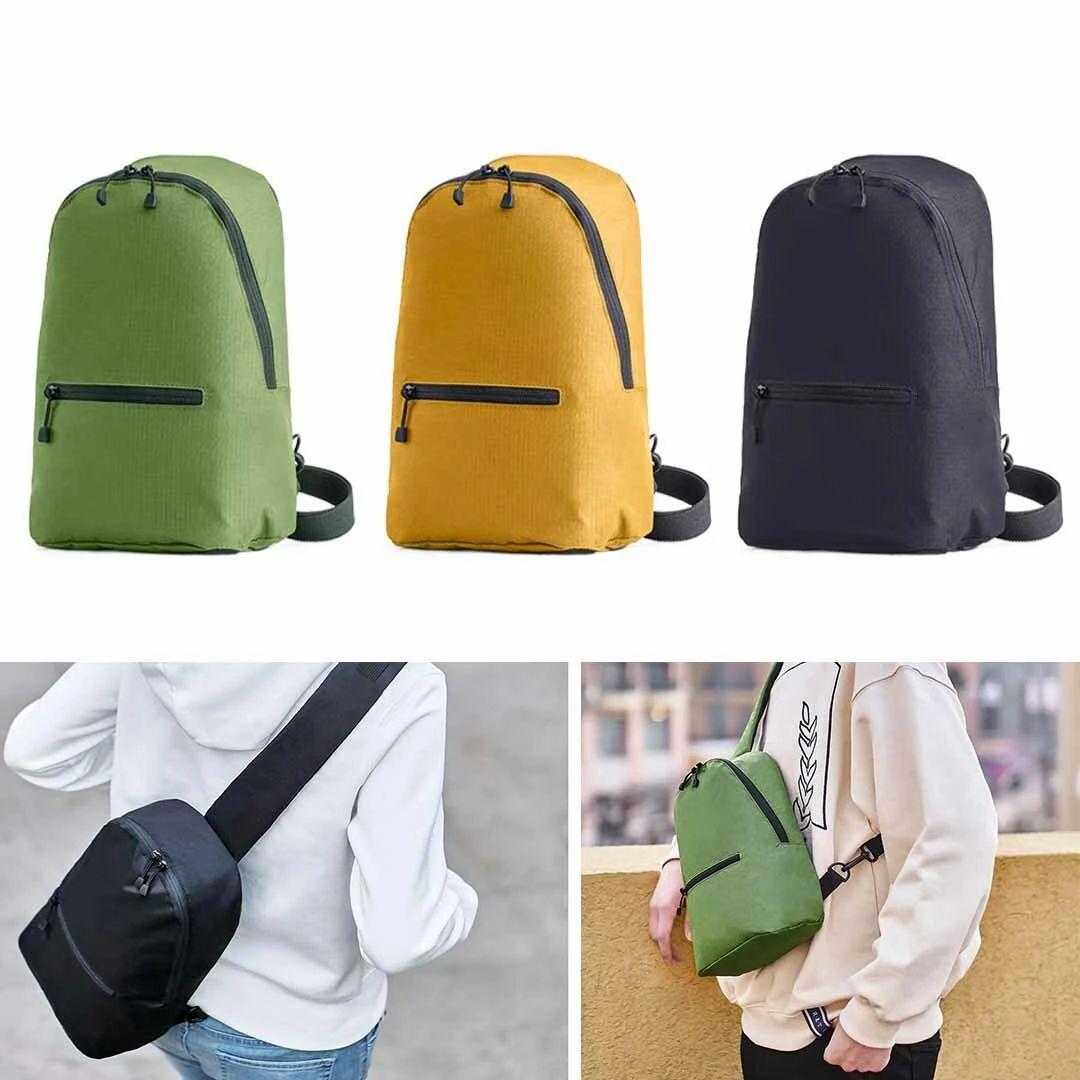 ZANJIA 7L mochila en 3 colores diferentes Nivel 4 Nylon impermeable 10 pulgadas