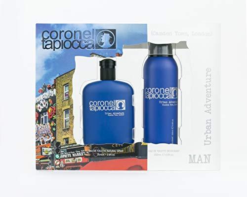Coronel tapioca hombre EDT 75 ml y desodorante 200ml