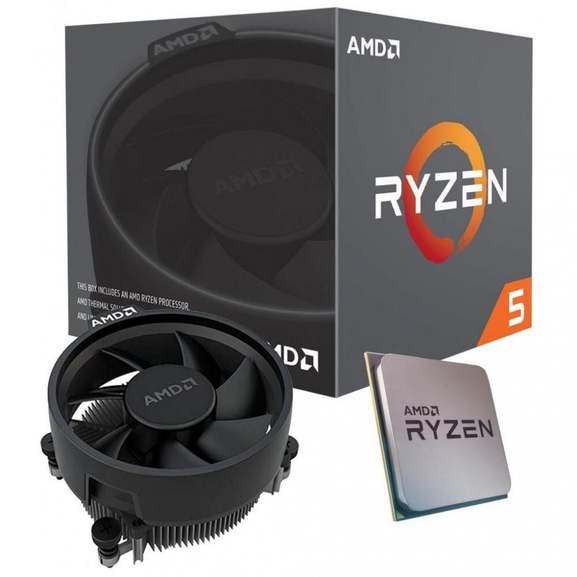 Procesador AMD Ryzen 5-3600 3.6Ghz