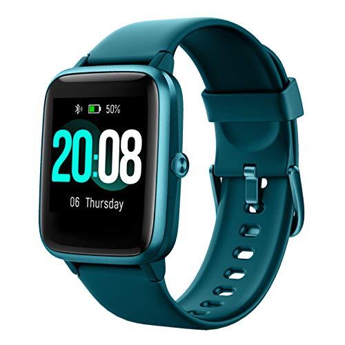 LIFEBEE Smartwatch, Reloj Inteligente Impermeable IP68 para Hombre Mujer niños