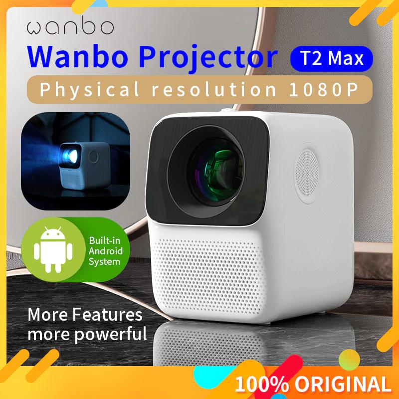 Xiaomi Wanbo T2 MAX FULL HD REAL desde España y con opción PayPal