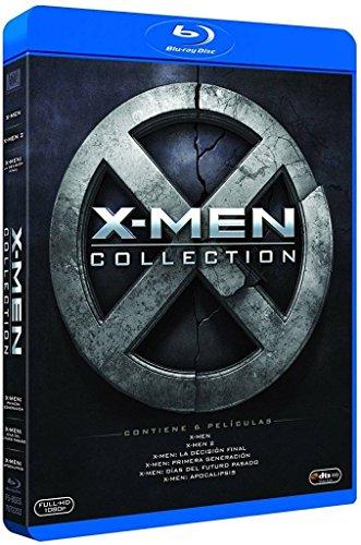 X-Men: Saga Completa Blu-Ray [Blu-ray]