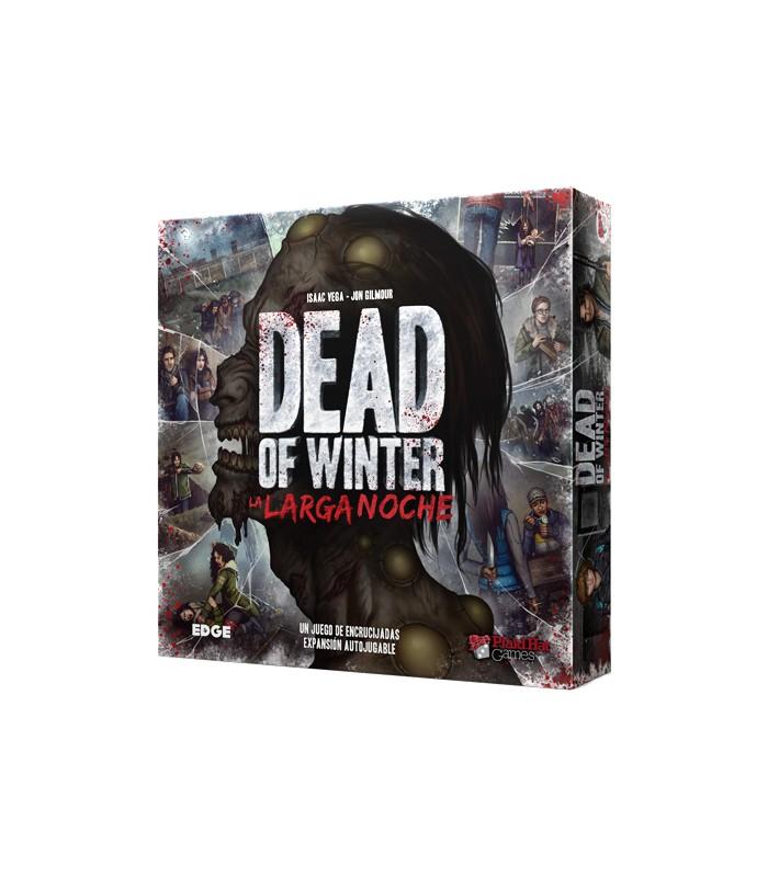 Dead of Winter: Una larga noche. Juego de Mesa