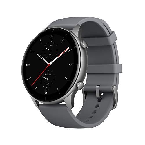 Amazfit GTR 2e Smartwatch 5 ATM batería 25 Días Medición de la saturación de oxígeno en Sangre