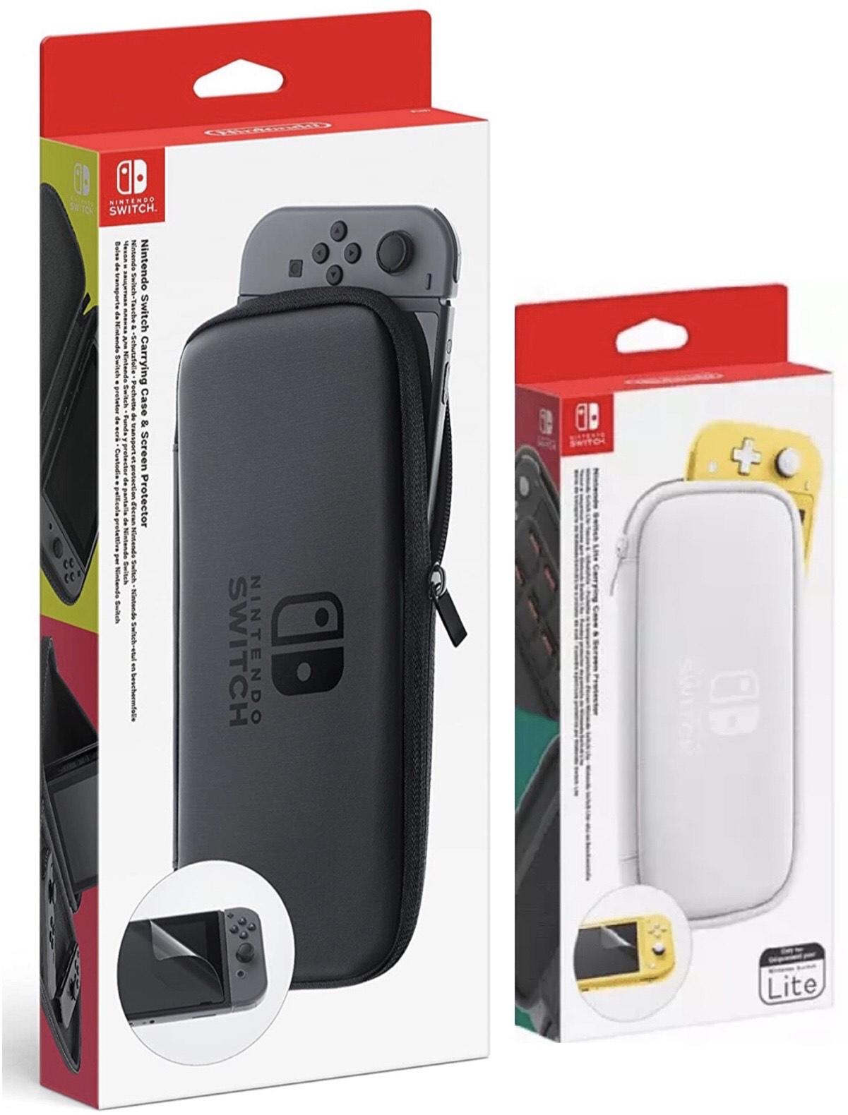 MediaMarkt Funda Original Nintendo Switch - Switch Lite + Protector LCD
