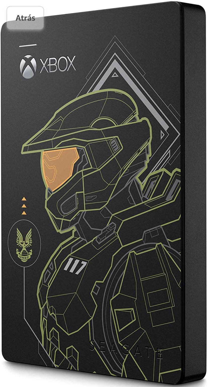 Seagate Game Drive for Xbox Halo Edition 2TB