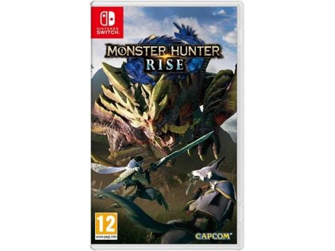 Monster Hunter Rise por 47.99€ en Worten reservandolo