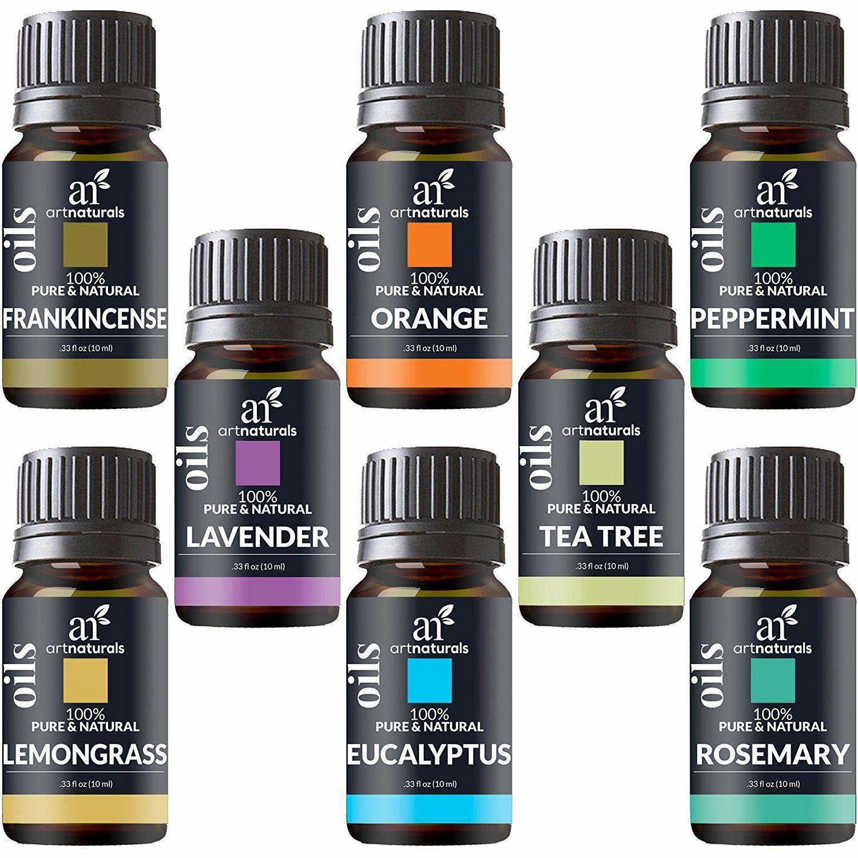 Set de aceites aromaterapia