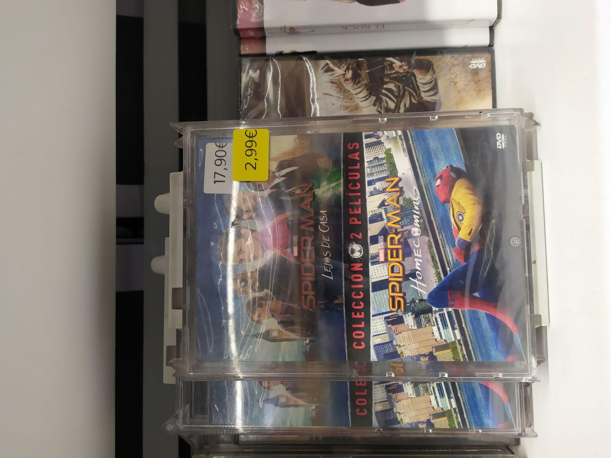 DVD a 2,99 (Carrefour el Puerto de Santa María)