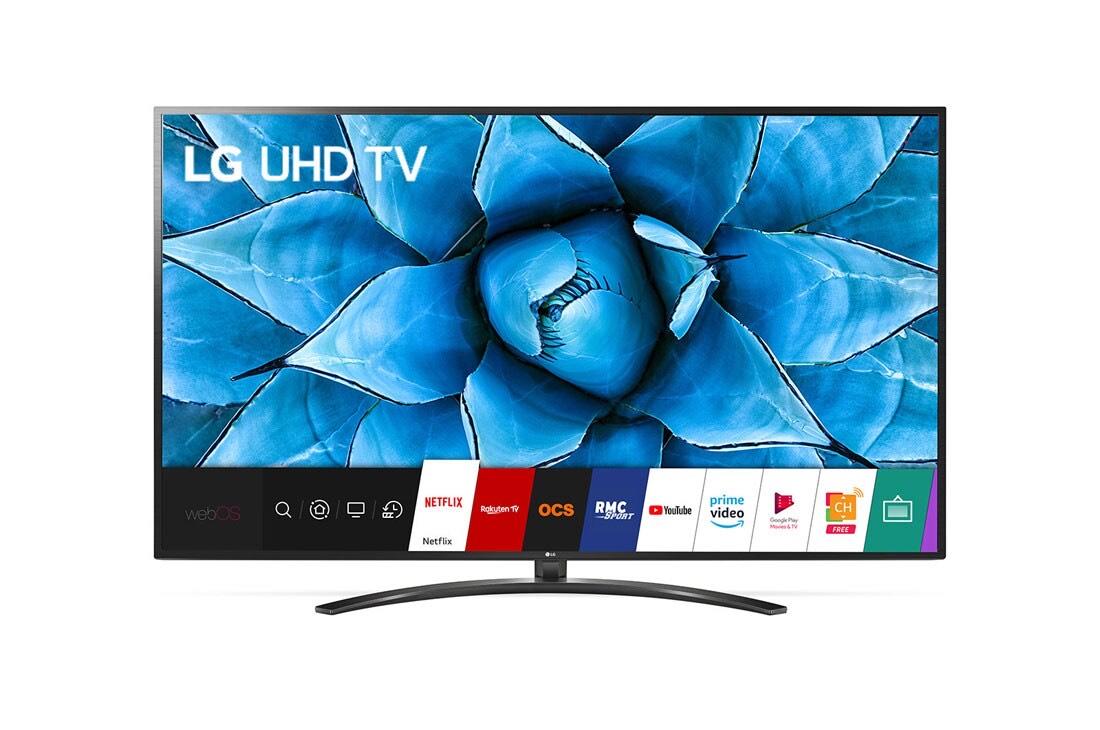 """TV LED 177,8 cm (70"""") LG 70UN74006LA, 4K UHD, Smart TV"""