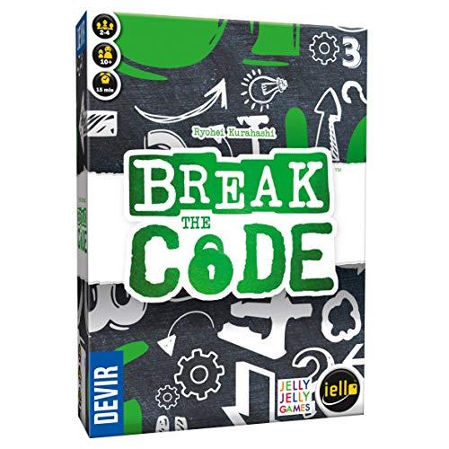 Devir Break The Code JUEGO DE MESA